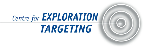 Centre for Exploration Targeting (CET) Logo