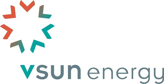 VSUN energy logo